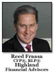 Reed C. Fraasa, CFP®, RLP®   - United States